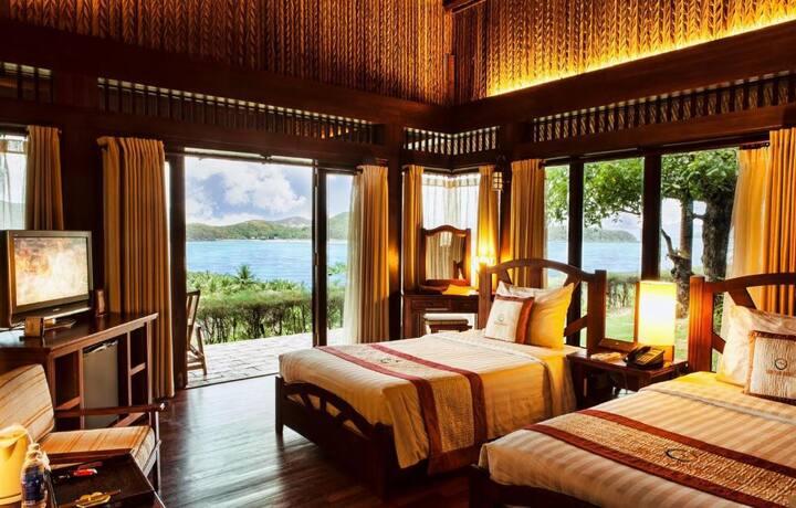 Spledid Twin Deluxe Sea View At Nha Trang