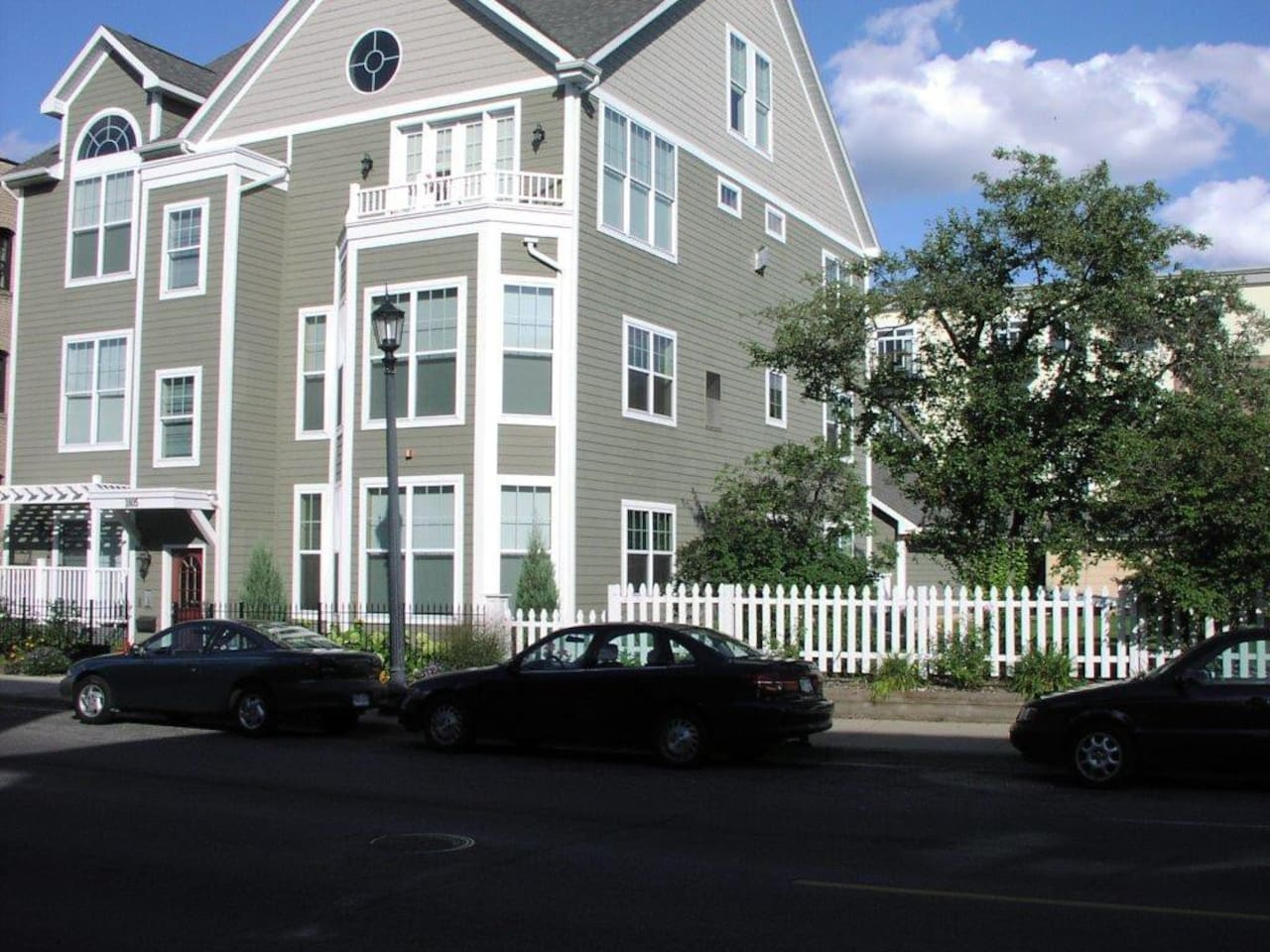 Beautiful small condo building located in downtown Minneapolis