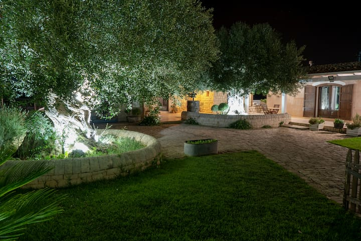 Country  House - LA CASAZZA-