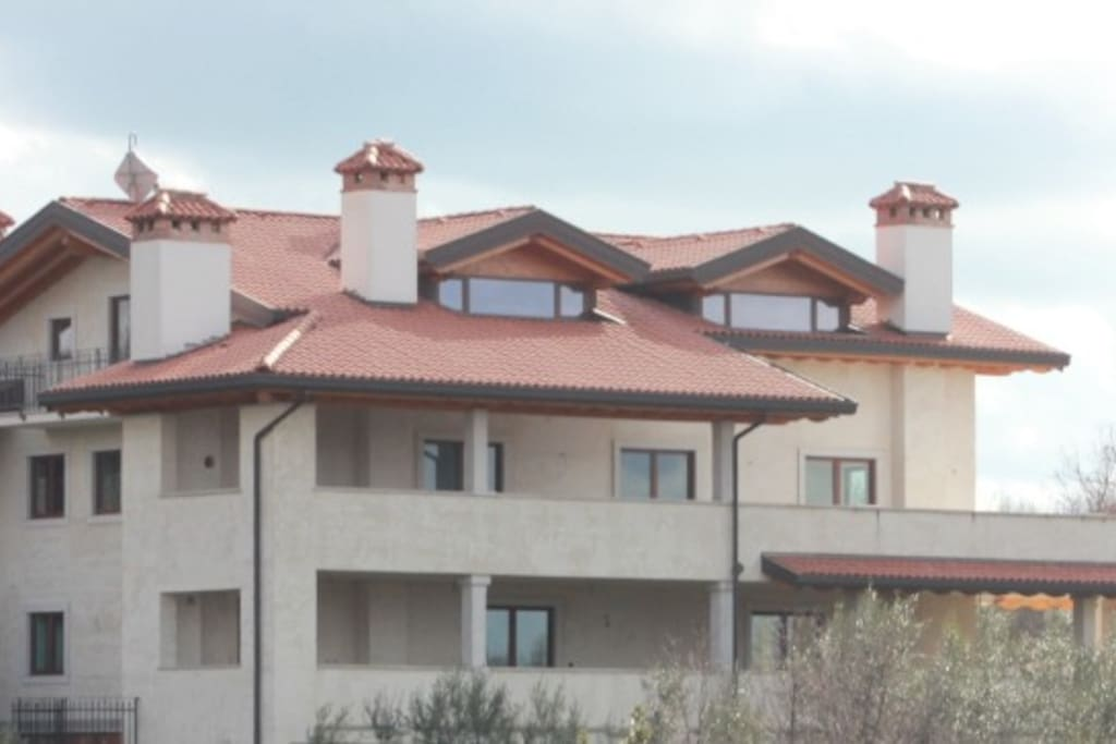 Residence Oliveto Mare Carso