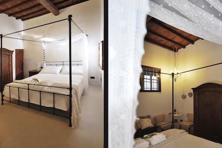 ROMANTIC house in the center - Florence - Apartment