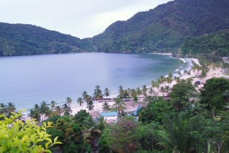 Bay View, Maracas Bay; Single Room - Maracas Bay - Wikt i opierunek