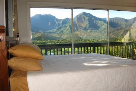 Hanalei Vista: Million Dollar View! - Princeville - Apartemen