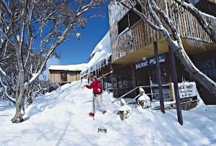 Mt Hotham - Jack Frost apartment 9