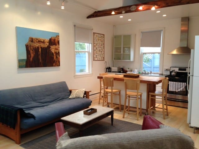 Charming studio apt. in Princeton - Monthly rental