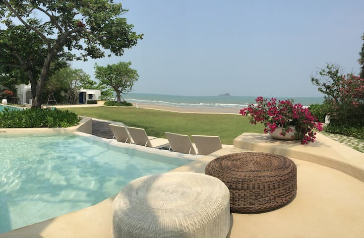 Beach Front Pool
