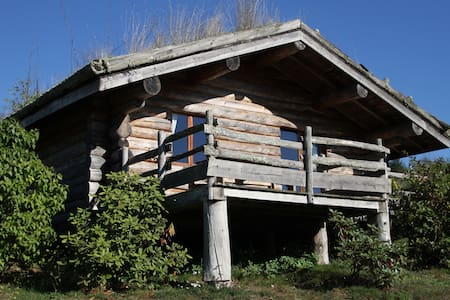 The Owl: wooden cottage in the heart of nature - Thouron