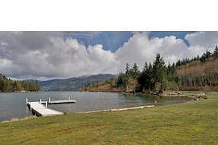 Executive Lakeside Vacation Home - Sedro-Woolley - Haus