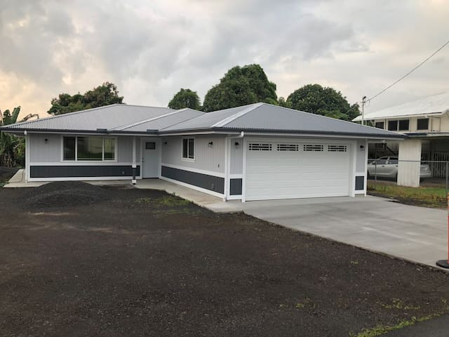 New Hilo Home