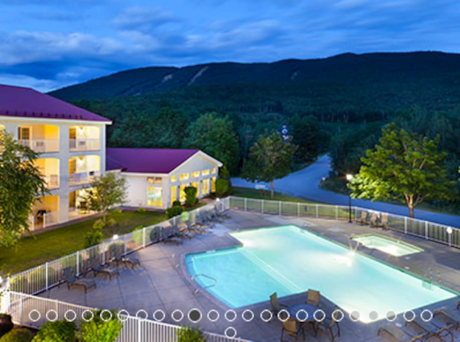 South Mountain Resort Timeshares For Rent In Lincoln