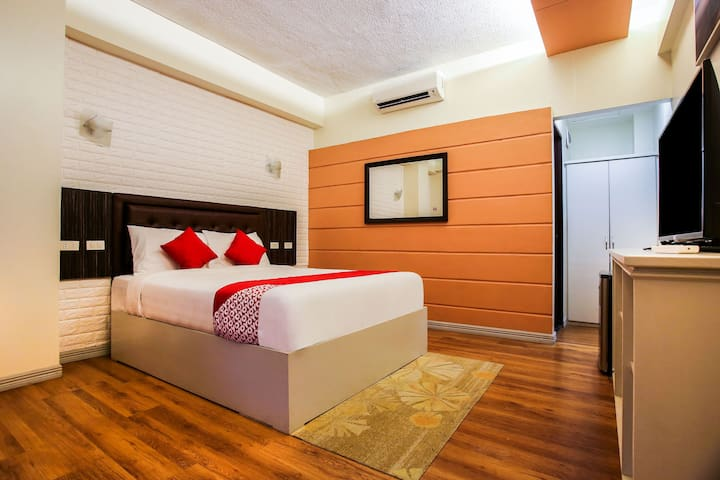Standard Double@T-ara Hotel