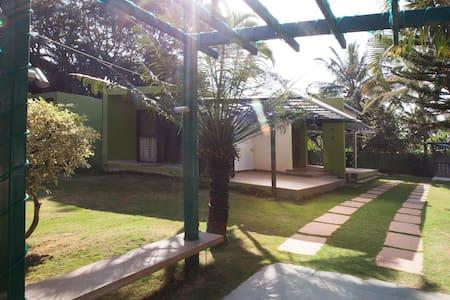 3 BR Villa near Bangalore Airport✈️ - Sadahalli