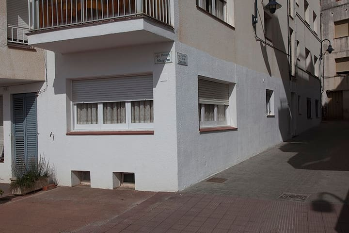 Piso Planta Baja a 50m playa-puerto - L'Estartit - Appartement