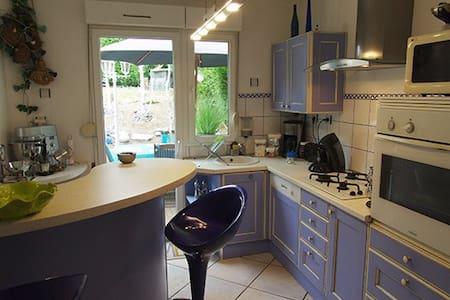 maison meublée - Metz - House