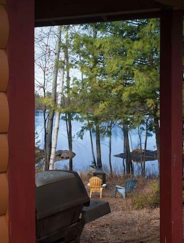 Goldenville - Cottage #5 (1 Bdr., pet free)