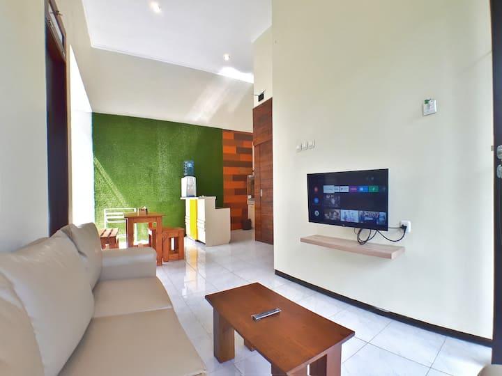 Premium Villa 2 kamar Panderman Garden C5 Oro Ombo