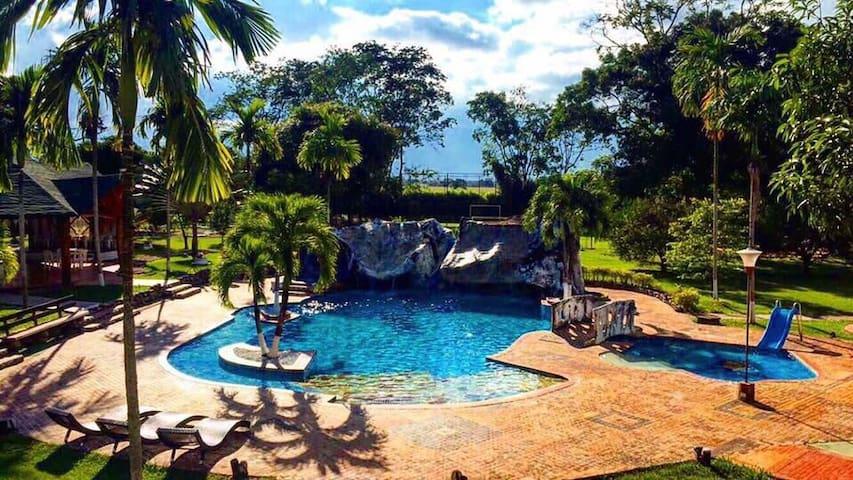 finca palo de agua - Villavicencio - Natuur/eco-lodge