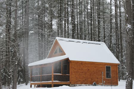 ENJOY WINTER IN THE ADIRONDACKS - Wells
