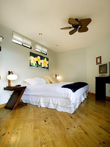 Superior king size room