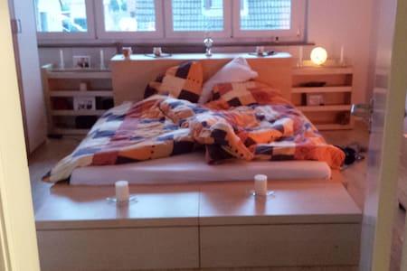 Schöne, helle Wohnung mit Sonnenbalkon - Mölln