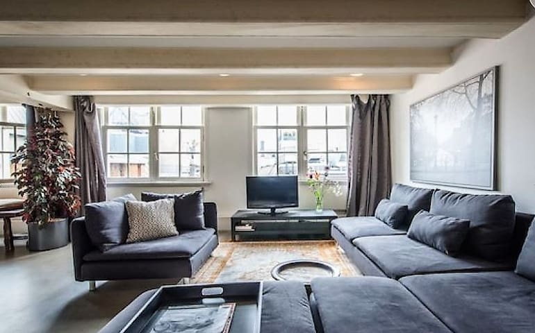 A-Location! double room BEAUFTIFUL LOFT AMSTERDAM