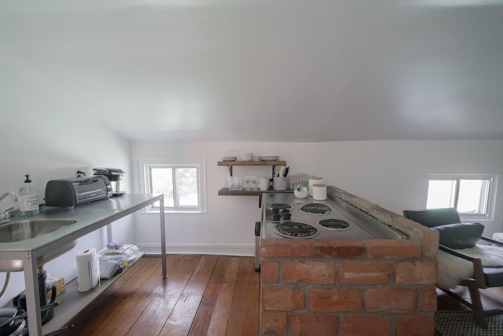 Loft-syle Kitchen