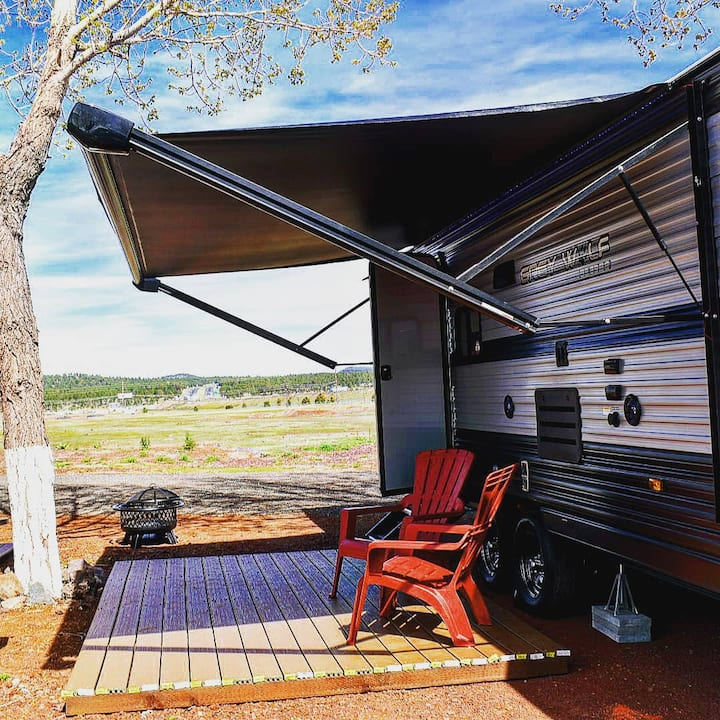 Grand Canyon RV Glamping Premium Suite #6