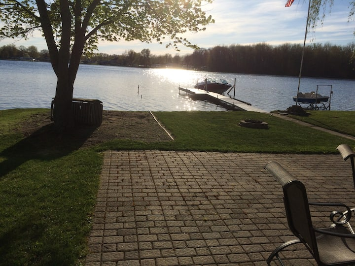 Lakefront Cottage Long Lake /Coldwater Lake Chain