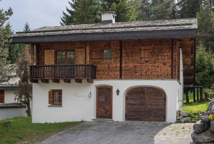 Great mountain house in Laax - Laax - Casa