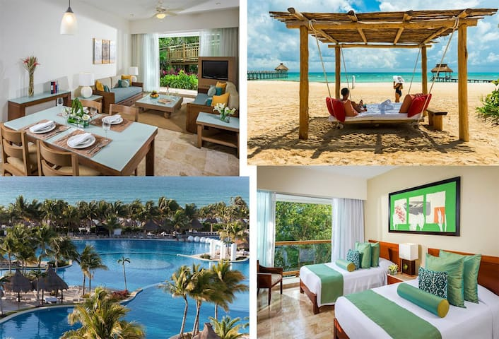 Cancun Riviera Maya-Family Suite Special