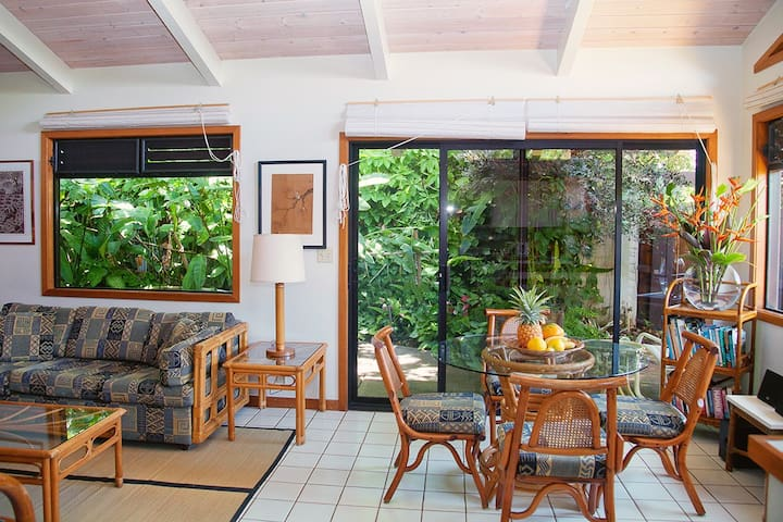 Award winning - private home***Walk to Poipu Beach - Koloa - House