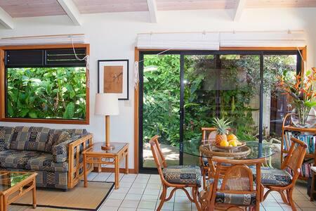 Award winning - private home***Walk to Poipu Beach - Koloa