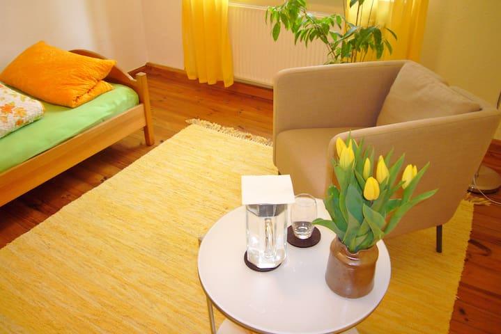 Helles, gemütliches Zimmer - Oberasbach - Huis