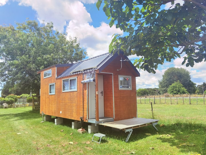 Modern Tiny House, the best place for a quiet life