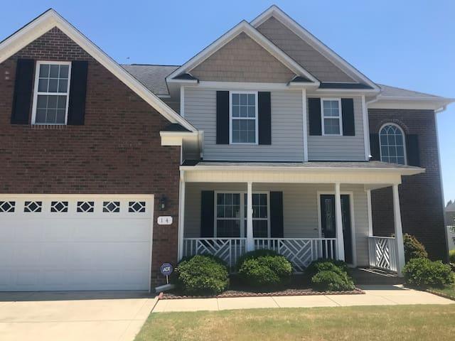 Southern Hospitality Home