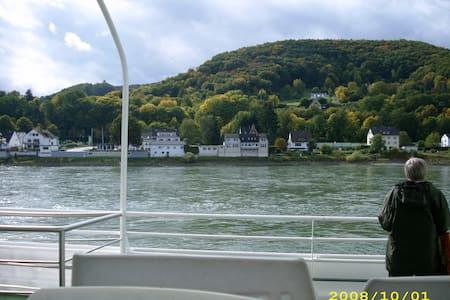 ferienwohnung am rheinufer - Koblenz