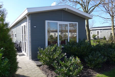Chalet 108/6 p. from €85,00 p.night - Velsen-Zuid