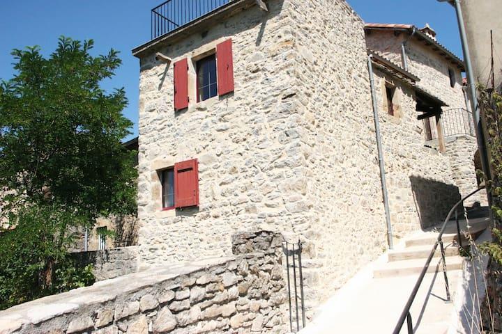 L'Oustal du Larzac, gîte nature en Aveyron