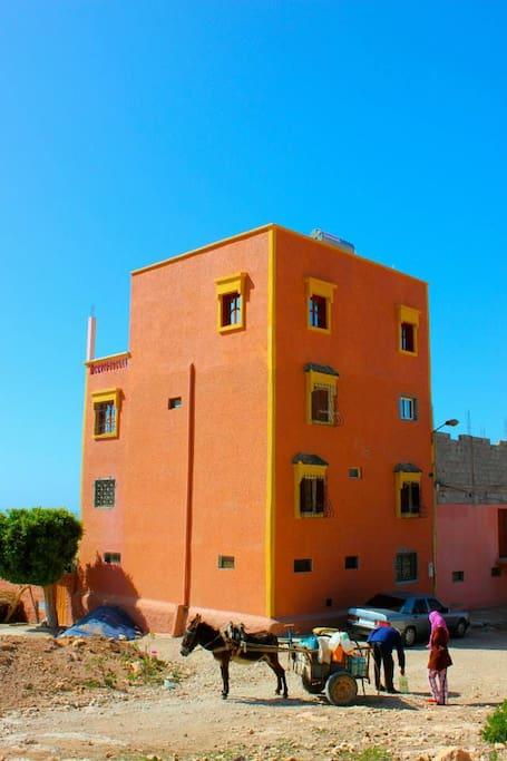 Adams House Apartment, Tamraght, Taghazout Bay, Agadir, Morocco