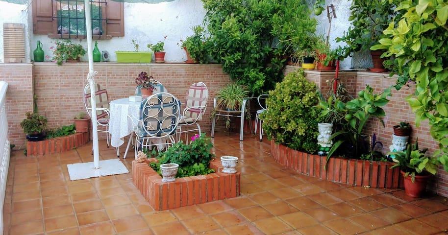 La Casa de Carmen en Illora, Granada
