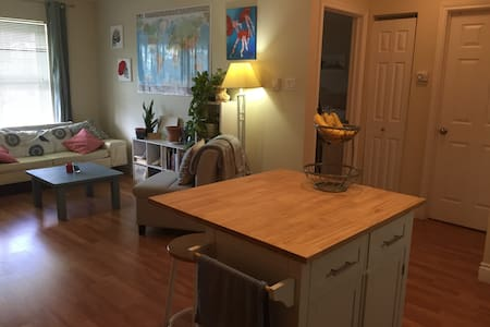 PERFECT LOCATION 1BR APT in Downtown Moncton - Moncton - Apartament