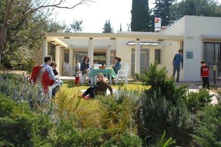 Keshet Eilon - Three Bedroom Villa