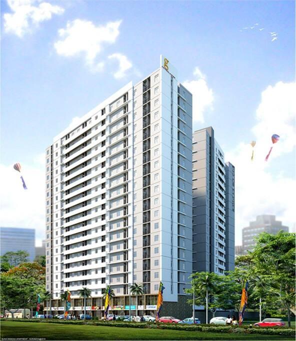 Apartment Gunawangsa