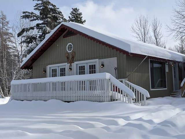 Jay Peak Belle Vista Cottage
