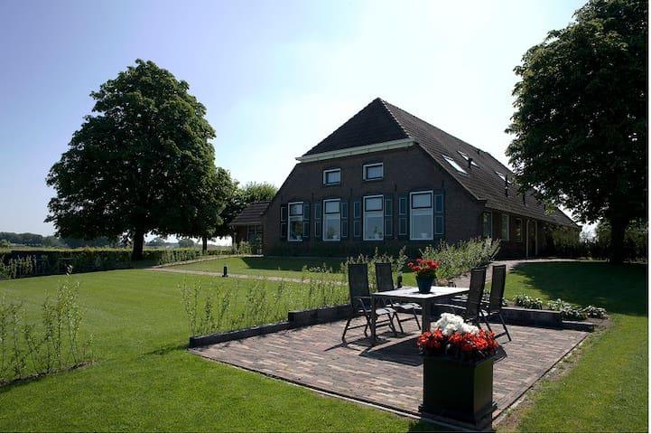 hof van lenthe appartement De Horte - Dalfsen - Byt