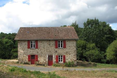 Gîte Dordogne-Limousin - Dournazac - Dům