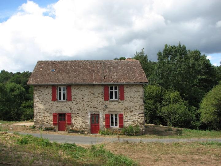 Gîte Dordogne-Limousin-Périgord