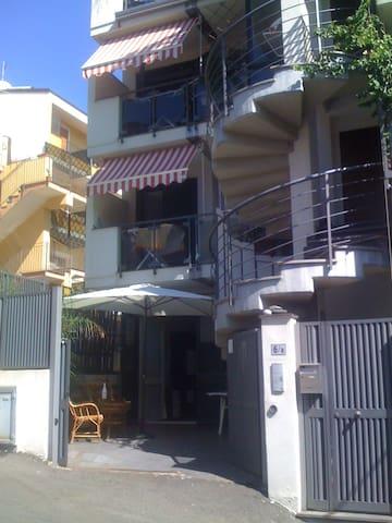 LA SILVA Taormina Tra Mare e Natura - Santa Teresa di Riva - House