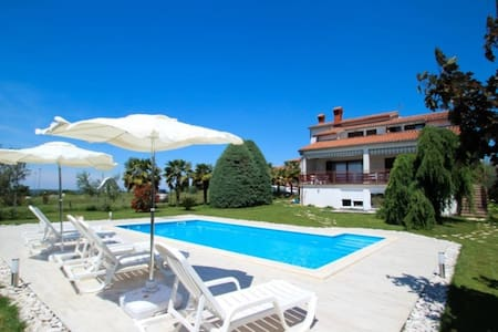 Casa Zuzic for 2' with swimming Pool - Tar - Apartmen