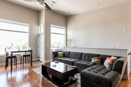 Modern Town Home Near Zilker - Austin - Townhouse